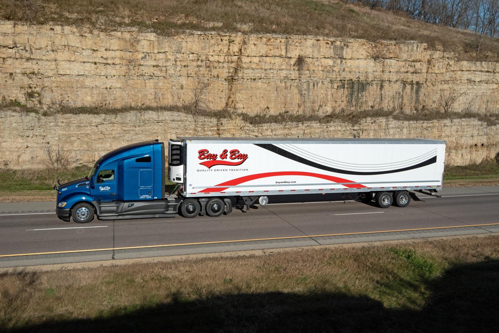 best owner operator trucking job in minnesota