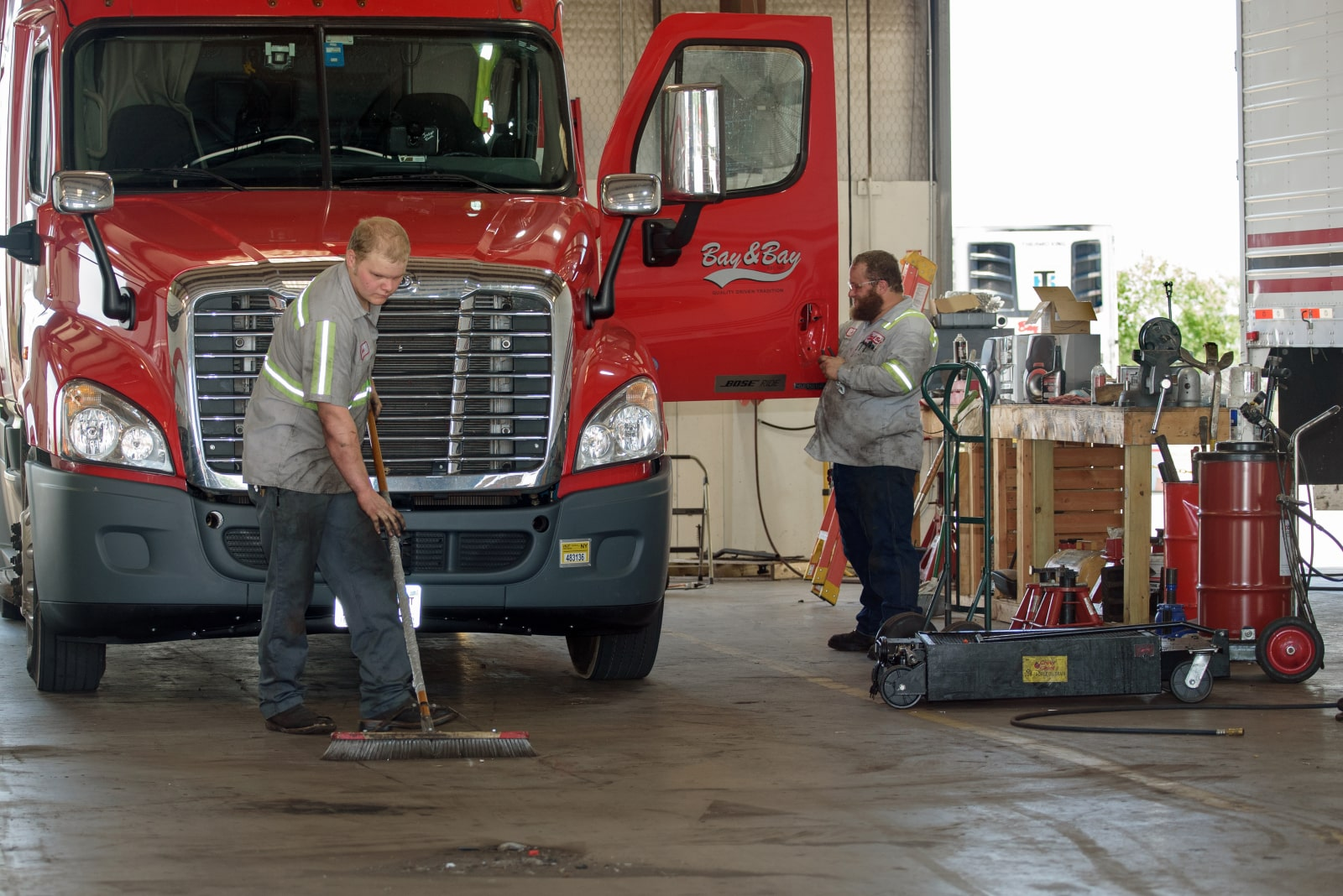 Denton Tx Truck Mechanic Shop