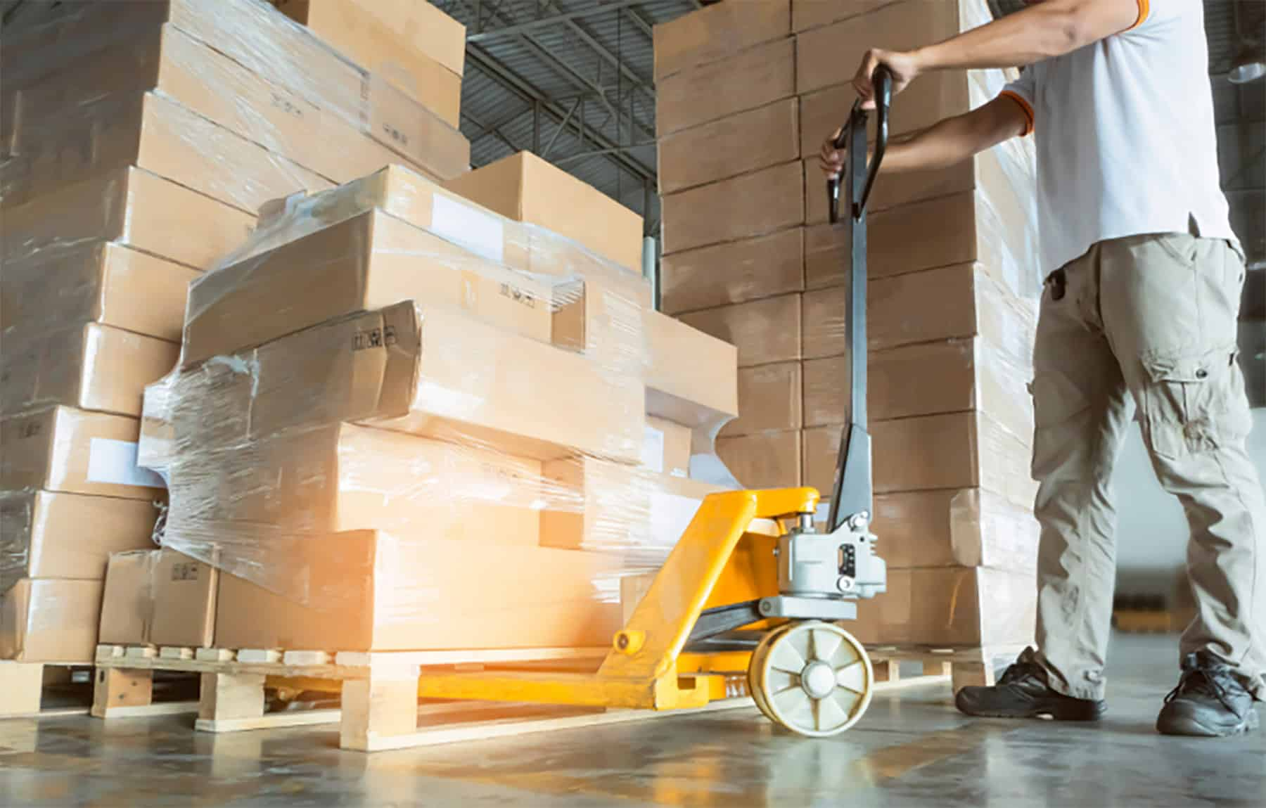 ltl less than load shipping trucking company